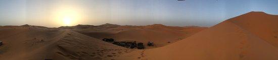 Sahara Tours 4x4 : Merzouga desert
