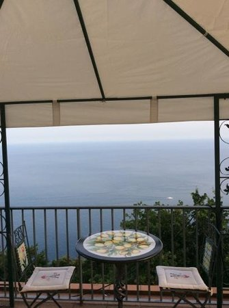 L'Eco dell'800: relax with a panoramic view
