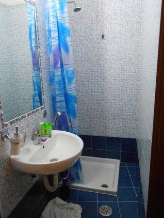 Hotel Cortorillo: Baño
