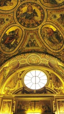 Basilica di Santa Croce in Gerusalemme: Cappella