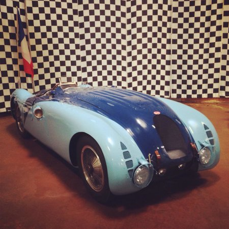 Simeone Foundation Automotive Museum: Bugatti