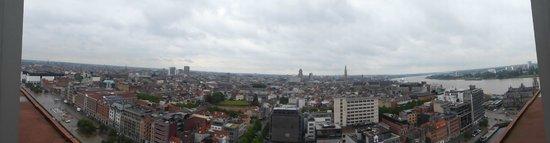 MAS - Museum aan de Stroom: View from the top