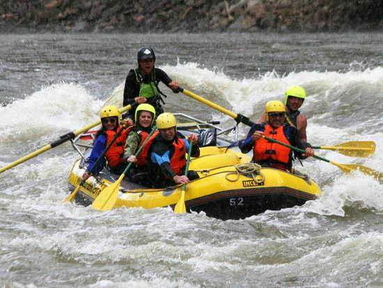 Whitewater Rafting, LLC : Shoshone 5
