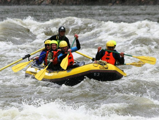 Whitewater Rafting, LLC: Shoshone 1