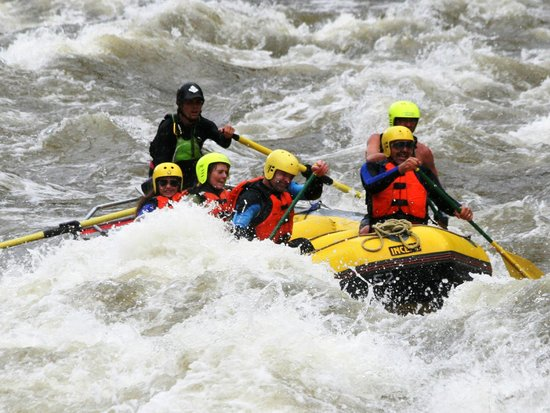 Whitewater Rafting, LLC: Shoshone 3
