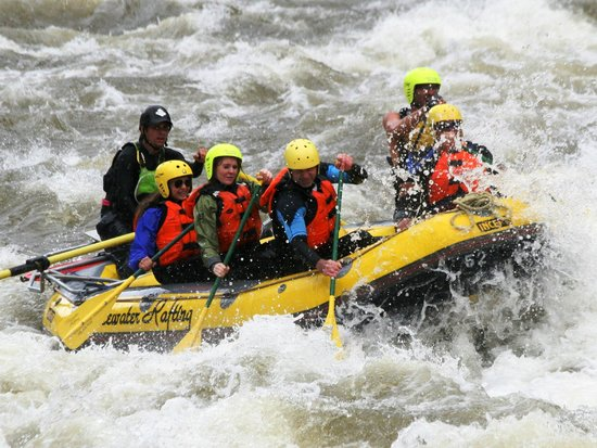 Whitewater Rafting, LLC: Shoshone 4
