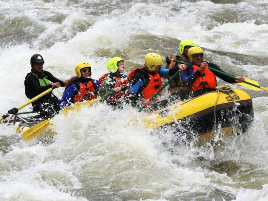 Whitewater Rafting, LLC: Shoshone 2
