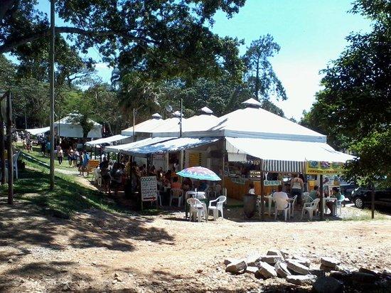 São Bernardo do Campo, SP: Praça de alimentação