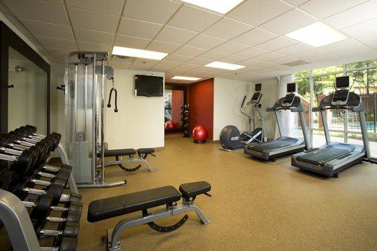 Homewood Suites Alexandria: Fitness room