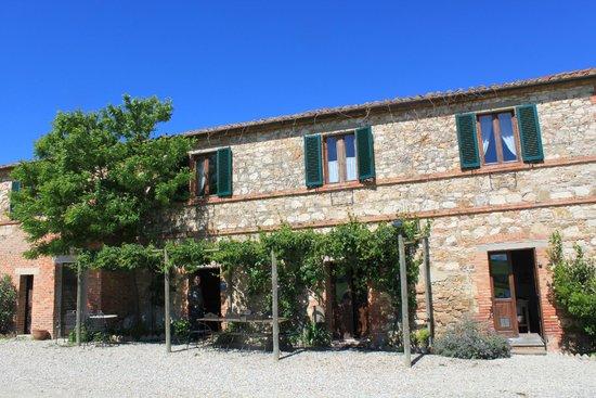 Agriturismo Il Rigo: Основное здание