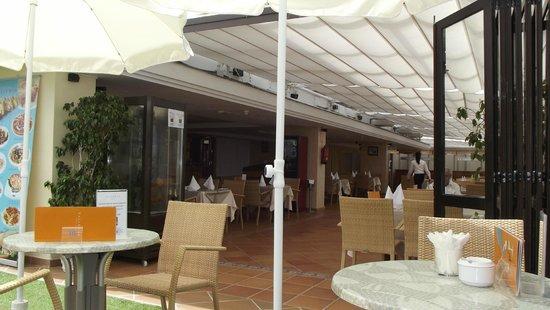 Valle Mar: Restaurante