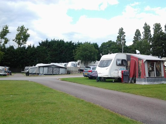 Lady's Mile Holiday Park: Clean and spacious