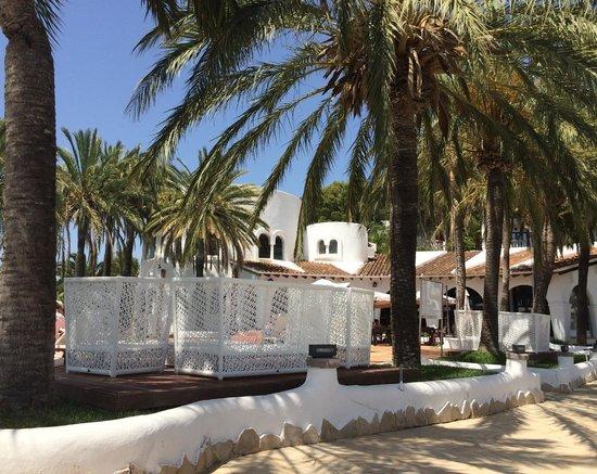 Maritim Hotel Galatzó: Quite Poll and Vista Del Rey