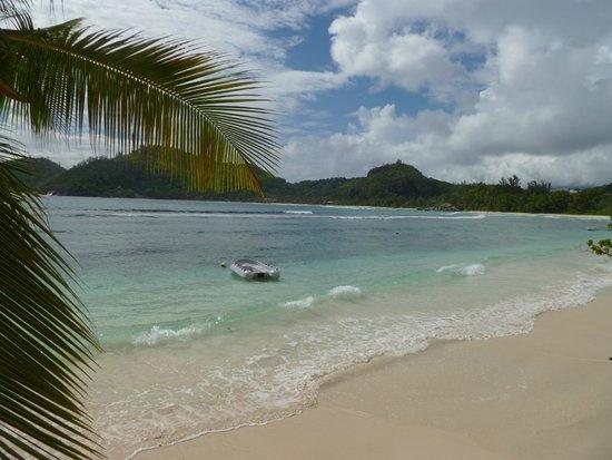 Valmer Resort: La très belle plage peu fréquentée (baie lazare)
