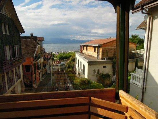 Thonon-les-Bains: Εστιατόρια