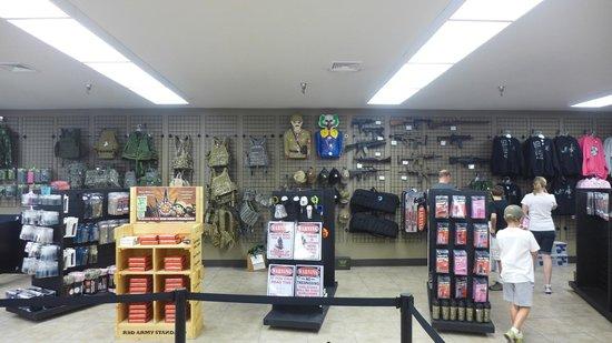 Battlefield Vegas : Store display