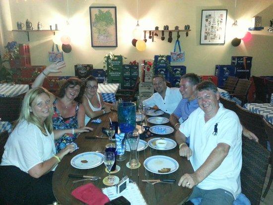 Bavaria German Restaurant: A bang up time at Bavaria!