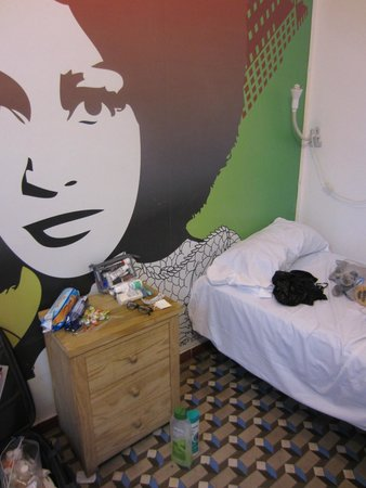 Home Youth Hostel Valencia: Chambre double (n°15)