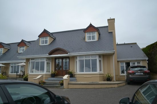 The Shores Country House : Room to the right was ours