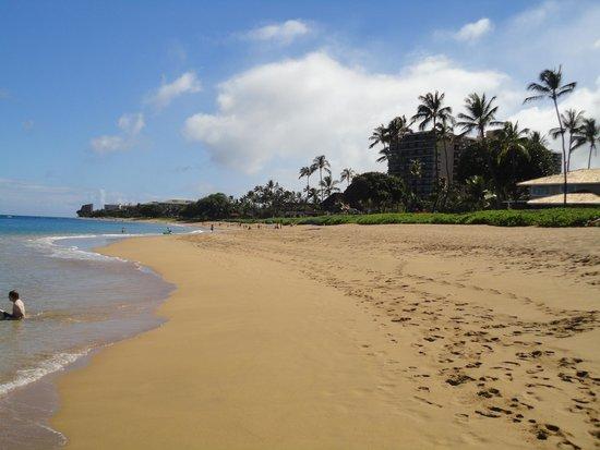 Maui Eldorado: Arena rosa y agua clara
