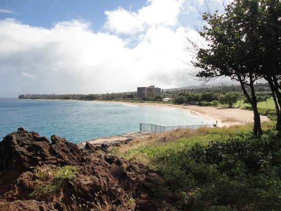 Maui Eldorado: vista del peñasco.