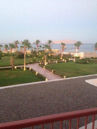 Baron Resort Sharm El Sheikh: Brilliant view !!