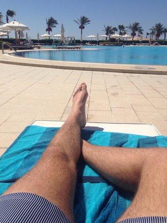 Baron Resort Sharm El Sheikh: Pool area
