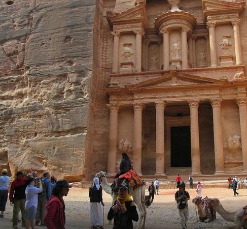 Classic Wadi Rum Tours - Private Day Tours : petra