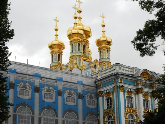 Dancing Bear Tours - Day Tours: The splendor of the Russian royals