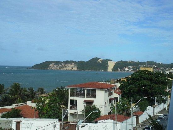 Praiamar Natal Hotel & Convention: Vista da cobertura