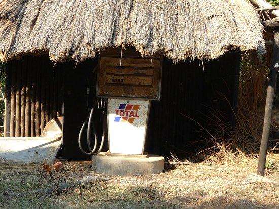 Parc de la zone humide d'iSimangaliso : fuel ?