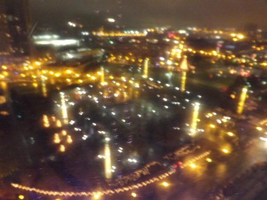 SKYVIEW Atlanta: Vista da cidade