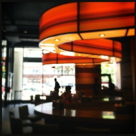 Bobby's Burger Palace: View of the restaurant