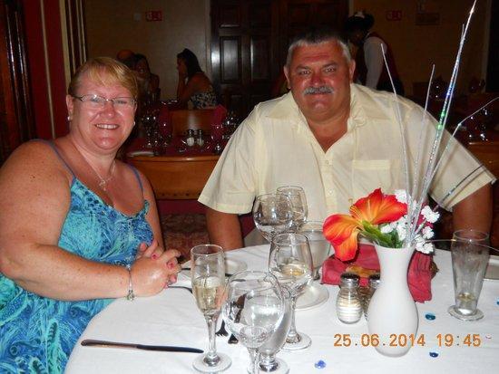 Jolly Beach Resort & Spa: Bocciolo restaurant