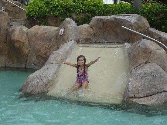 Hard Rock Hotel Vallarta : Small kids waterslide