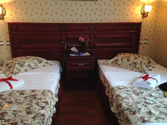 Angel's Home Hotel: chambre