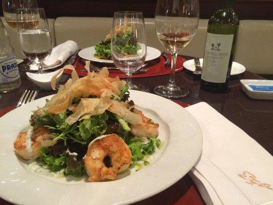 Eca : Grilled prawns... Yummmm!!!