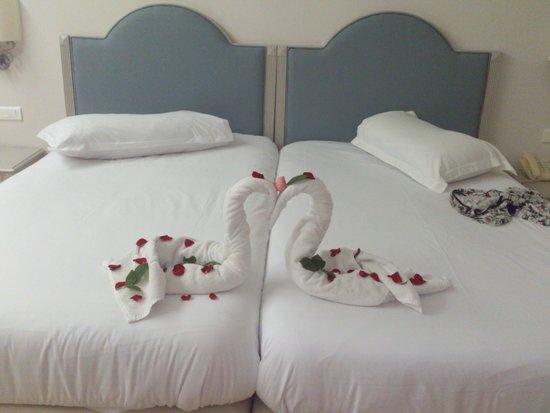 Iberostar Averroes: Habitación del hotel