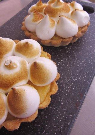 Obrador Dulce & Salado: Tartaleta de limón con merengue