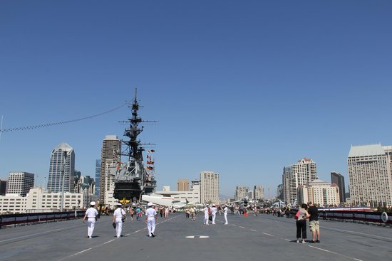 Musée de l'USS Midway : just awesome!