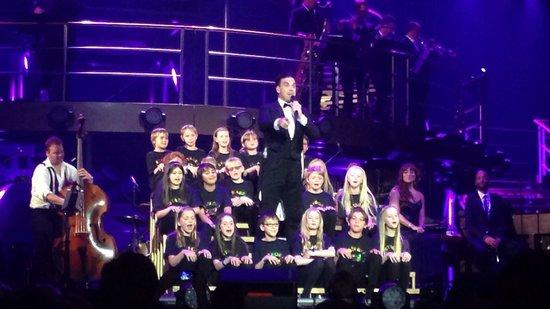 Manchester Arena : Robbie Williams