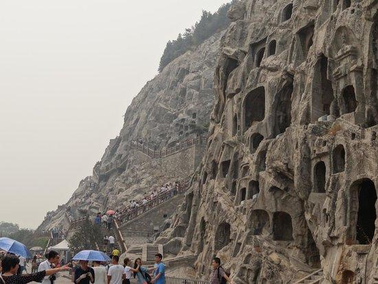 Longmen Mountain : Врата Дракона
