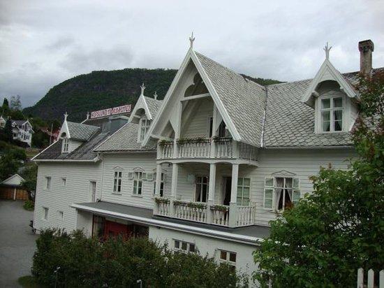 Hofslund Fjord Hotel: отель