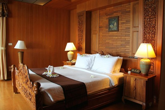 Panviman Resort - Koh Pha Ngan: Part of superior room
