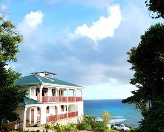 Calibishie Cove Dominica - Exterior