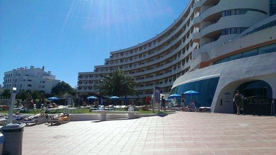 Hotel Paraíso de Albufeira: Beauty