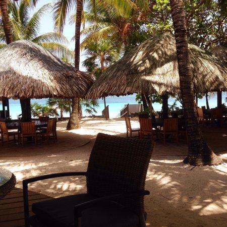 West Bay Beach: Calketts en Mayan Princess