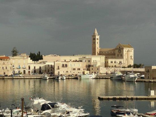Hotel San Paolo al Convento : Trani | Vista sul porto, e Cattedrale-parte absidale