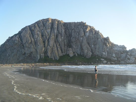 Beach Bungalow Inn and Suites: Morro Rock