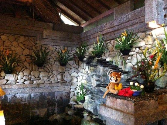 Tanah Merah Art Resort: bathroom decor